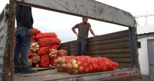 43 depoya baskın yapıldı, soğan fiyatları bir günde değişti!