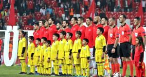 A Milli Takımın maçı, reytinglerde dibe vurdu