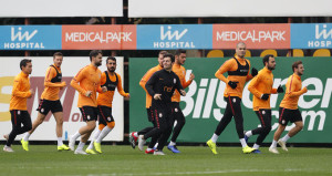 Galatasaraya sakat futbolculardan iyi haber