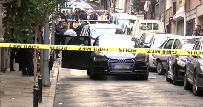 İstanbul'da iş adamlarına çapraz ateş! Yaralılar var