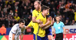 Rusyayı deviren İsveç, A Ligine yükseldi