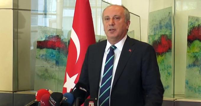 Kılıçdaroğlu ile görüşen İnce, 'İstanbul' sorusuna net cevap verdi