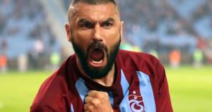 Trabzonda kadro dışı kalan Buraka bir darbe de Beşiktaştan geldi