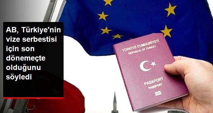 ABden Türk Vatandaşlarına Vize Serbestisi Açıklaması: Kriterleri Tamamlamaya Çok Yakınız