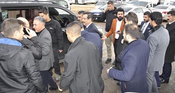 Barış yemeğinde HDP gerginliği! AK Parti'liler salonu terk etti