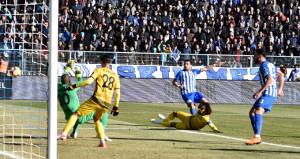 Evkur Yeni Malatya, Erzurumu 3 golle devirdi