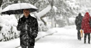 Meteoroloji'den uyarı üstüne uyarı! Kar ve yağmur tüm yurdu saracak