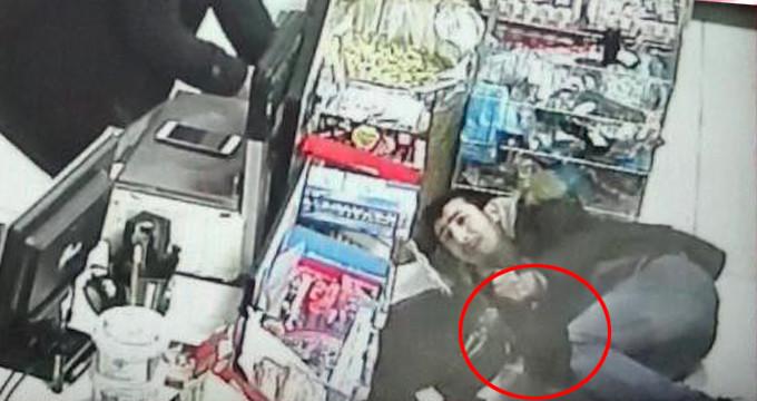 16 yaşındaki genç dehşeti yaşadı! Pitbull saldırısı kamerada