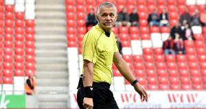 Akhisarspor-Standard Liege maçının hakemi belli oldu!