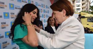 Akşenerin 'Efsane başkanın kızı' dediği isim İYİ Partiden istifa etti