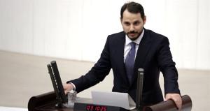Bakan Albayrak Mecliste açıkladı: Tarihin en düşük seviyesinde