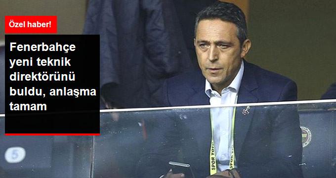Fenerbahçe yeni teknik direktörünü buldu, anlaşma tamam