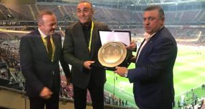 Galatasaraydan Çaykur Rizespor Başkanına tepki!