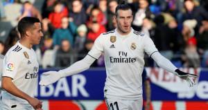 Real Madrid, ligin sonuncusunu zar zor geçti