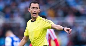 Spartak Trnava - Fenerbahçe maçının hakemi belli oldu
