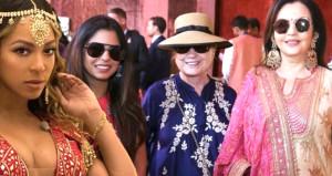 Ülkenin en zengini kızını evlendirdi! Yılın düğününe ünlüler akın etti