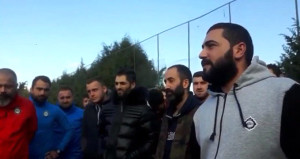 Altaylı taraftarlar idmanı bastı! Futbolculara şok sözler