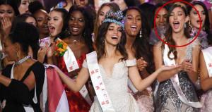 Dünya Güzellik Yarışmasında ilk 30a giremeyince Türkiyeyi suçladı