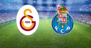 Galatasaray, Porto'yu konuk ediyor! Maçta ilk gol geldi