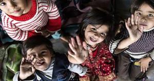 Oyuncu Tuba Büyüküstünden Suriyeli çocuklar için büyük jest!