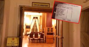 TBMM Üyeler Lokantasındaki fiyatlar, vatandaşı isyan ettirdi