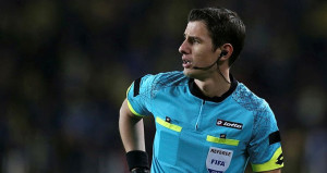 UEFAdan iki Türk hakeme görev