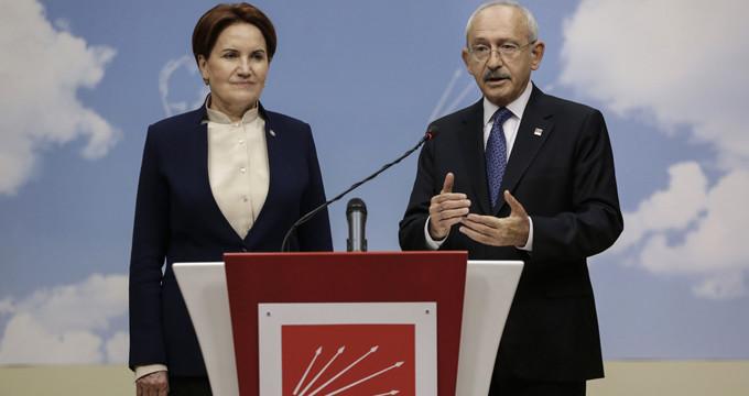 CHP ve İYİ Parti 21 il için el sıkıştı! İşte anlaşmanın tüm detayları