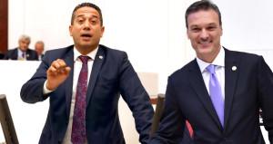 Meclis'te güldüren tartışma: Top görsen bomba sanırsın