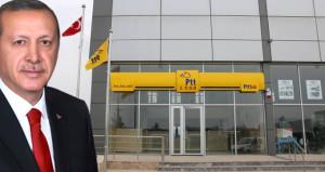 PTT'deki Hazine hisseleri Erdoğan'ın başkan olduğu fona aktarıldı