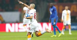 TFFden Galatasaraya tebrik