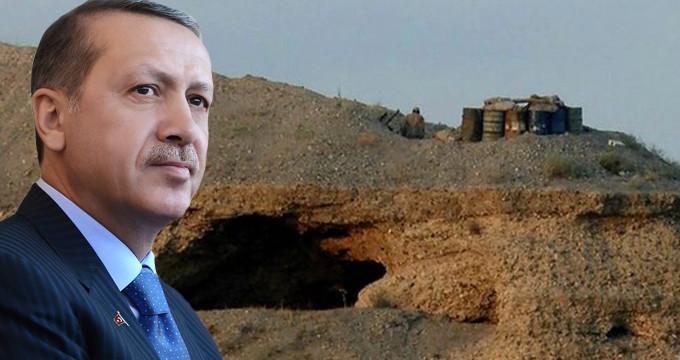 Erdoğan talimatı verdi, Fırat'ın doğusundaki teröristleri korku sardı