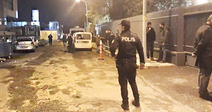 İstanbul'da holding binasında bomba bulundu