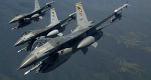 Jetler havalandı! Sincarda teröristlerin üzerine bomba yağdı