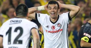 Pepenin Beşiktaş kariyeri sona erdi