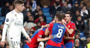 Ronaldoyu satan Real Madrid, evinde fena dağıldı