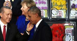 Erdoğan, Putin, Merkel ve Obama bile tattı! Bu çiçekler yenilebiliyor