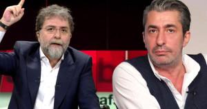Erkan Petekkayanın, Ahmet Hakan fotoğrafı olay oldu!
