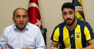 Fenerbahçe formasıyla topa vurmadan takımdan ayrılıyor