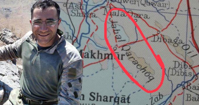 Karacak Dağı'nı vuran Türkiye tarihte bir ilke imza attı
