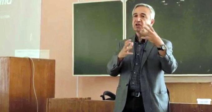 Türk profesör, konuşma yapmak için gittiği ülkede sırra kadem bastı