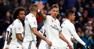 Benzema, Real Madride hayat verdi!