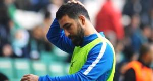 Galatasaray maçında Ardaya ıslık yağdı