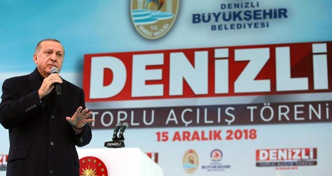 Sokak çağrısı yapanlara Erdoğan'dan sert yanıt!