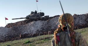 Suriye'de köşeye sıkışan YPG'den Türkiye'ye karşı yeni hamle!