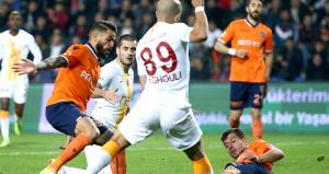Başakşehir - Galatasaray maçı sonrası tünelde kavga çıktı