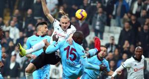 Beşiktaş, dev maçta puanı son dakikada kurtardı!