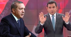 Erdoğan, halkı sokağa davet eden Fatih Portakal'ı topa tuttu