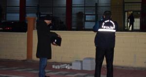 Gece yarısı Süper Lig ekibinin kulüp binasına silahlı saldırı