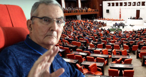 Meclis'te yemin edemeyen Deniz Baykal'a kötü haber