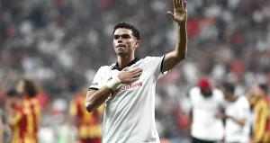 Pepe, son kez Vodafone Parkta!